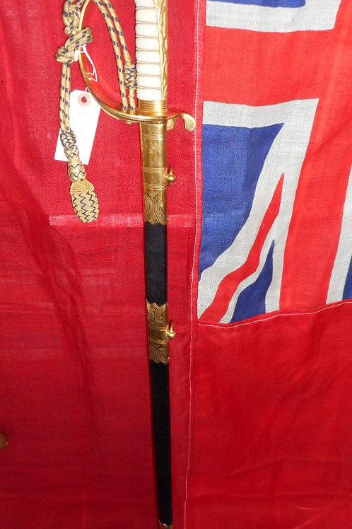 RN sword 1827. E11.