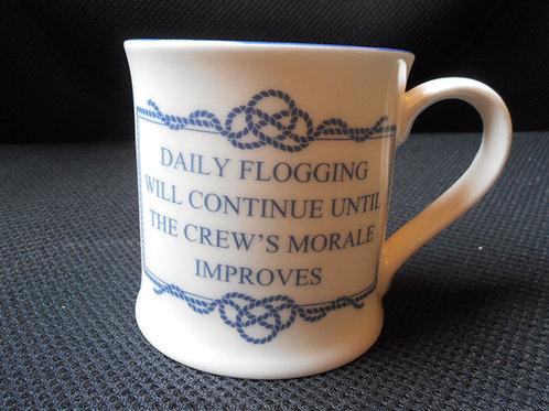 Mug - Improve the crews morale !