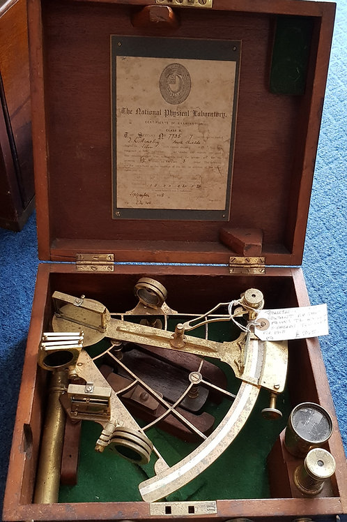 Ladder frame sextant