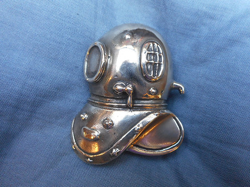 Siebe Gorman helmet brass belt buckle