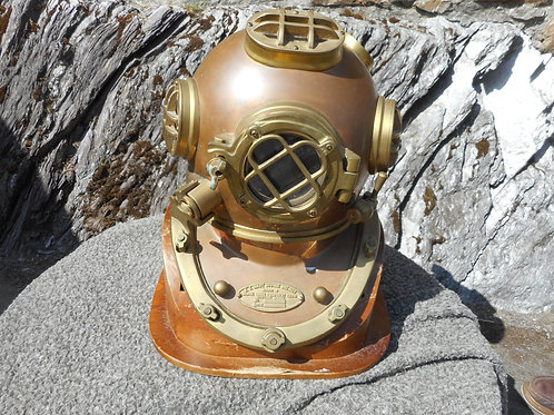 Mark V USA diving helmet - copy
