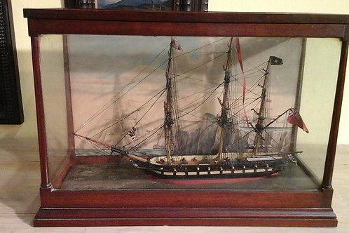 19th Century cased Model