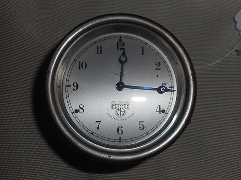Smiths 1930's car clock