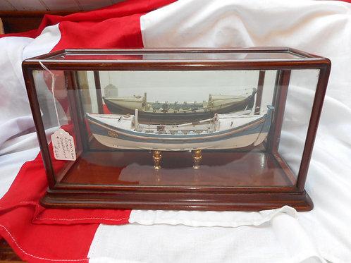 'Scarboro' lifeboat model - Queensbury