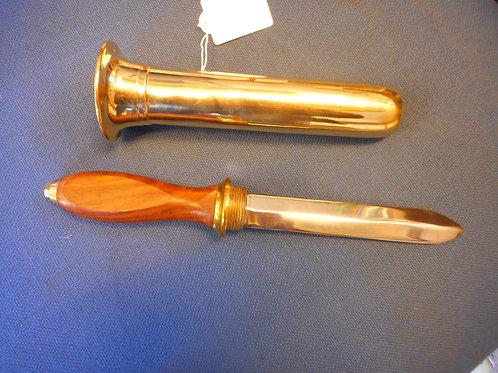 Presentation divers knife