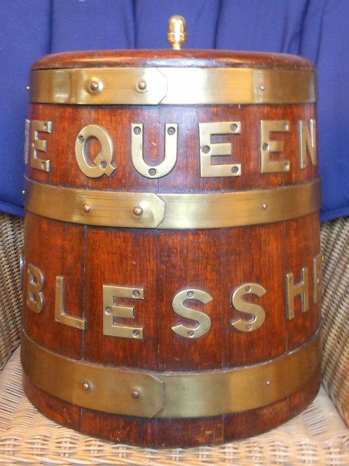Vintage Rum barrel