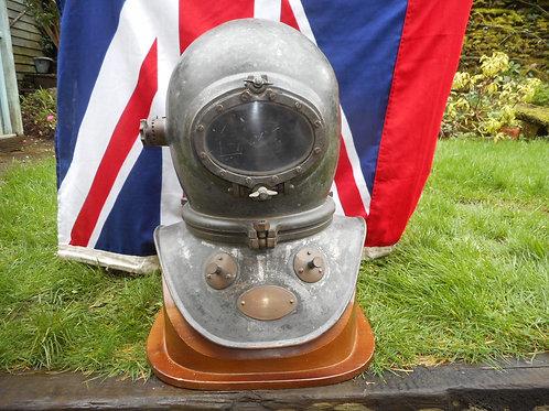 Siebe Gorman Utility diving helmet