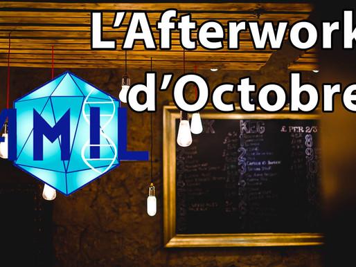 L'Afterwork de Octobre !