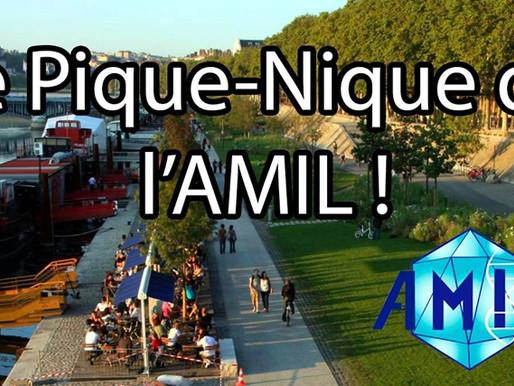Le Pique-Nique de l'AMIL !