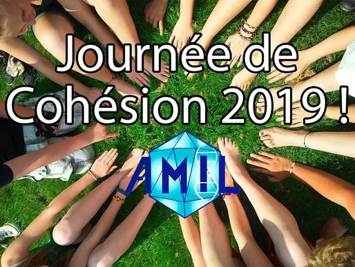 Évènement  Journée de Cohésion - Assemblée Générale Extraordinaire de l' AMIL