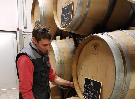 Yann Vadin - Champagne Vadin-Plateau, Cumieres