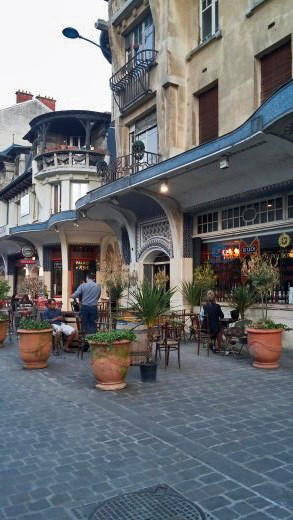 Bar Le Clos - Reims
