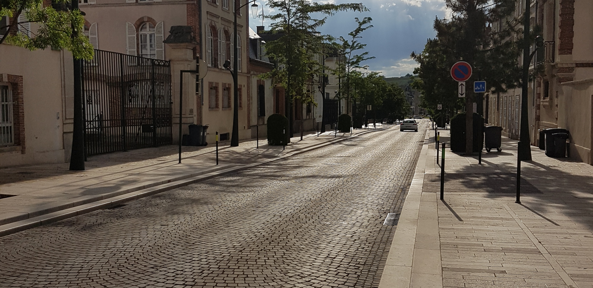 Avenue de Champagne - Epernay