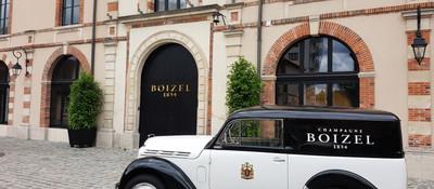Champagne Boizel, Epernay