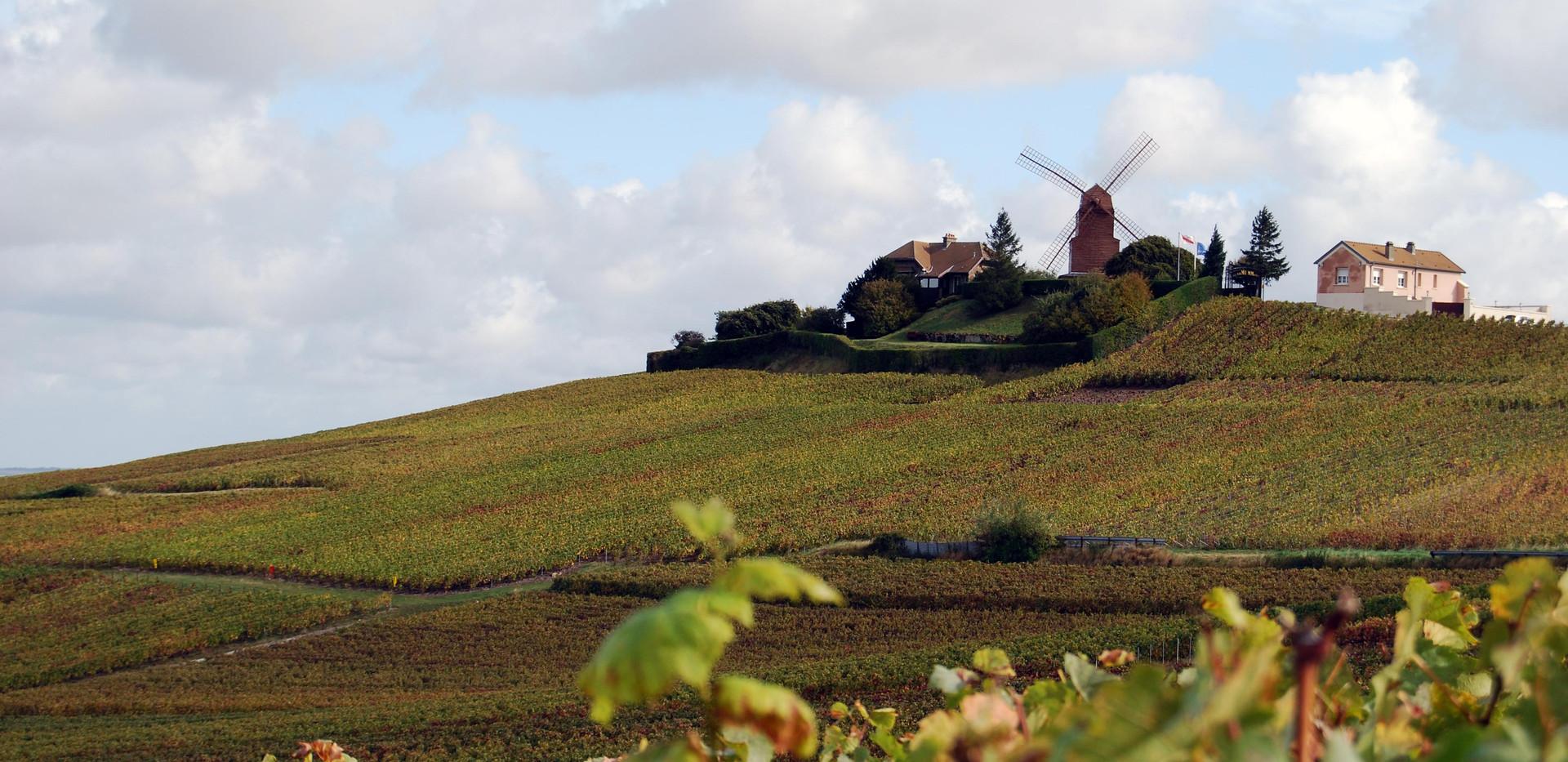 Verzenay windmill