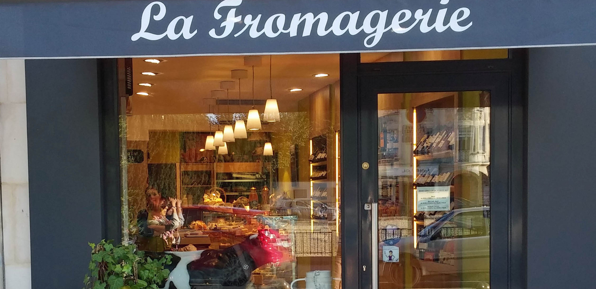 La Cave aux Fromages - Reims