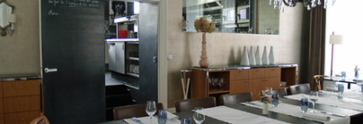 Les Avises - Restaurant and Kitchen - Avize