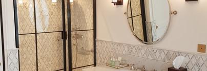 Le 25bis Leclerc-Briant - chambre 2 shower