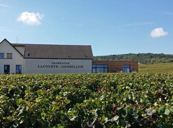 Champagne Lacourte-Godbillon, Ecueil