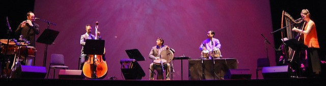 Silk Road Ensemble Performing