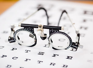 Sehtest Glasses