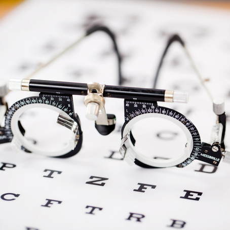 5 Signs You Might Need an Eye Exam