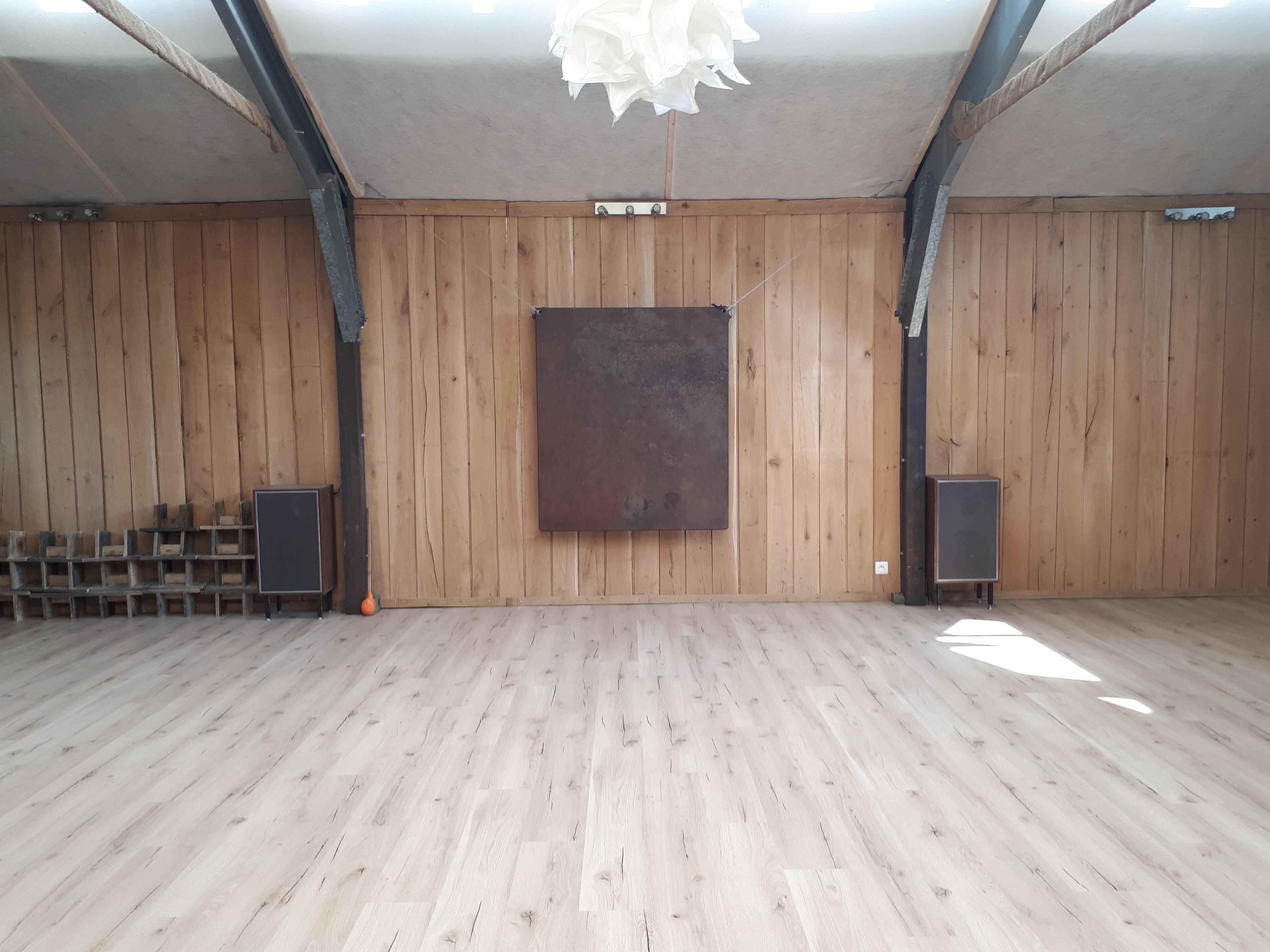 Salle du TAO - Terre d'Eveil
