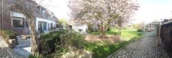 Large vue sur Magnolia - Terre d'Eve