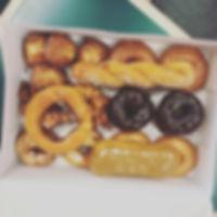 #partybox #donuts #yum #gooddaydonuts #w