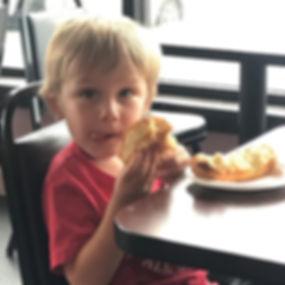 #kidapproved #donuts #whitecenter #seatt