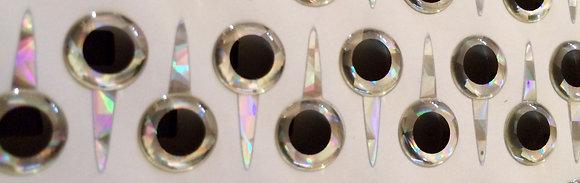 Silver Tab eyes