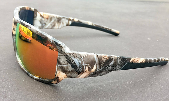 Polarised Camo Sunglasses