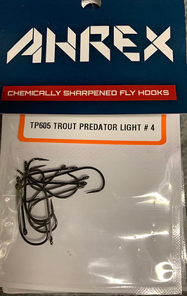 TR605 trout predator light