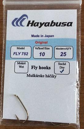 Hayabusa 752 Dry Fly Hooks