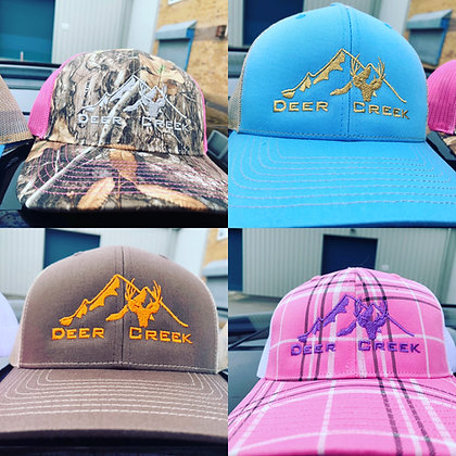 Deer Creek Pro Caps