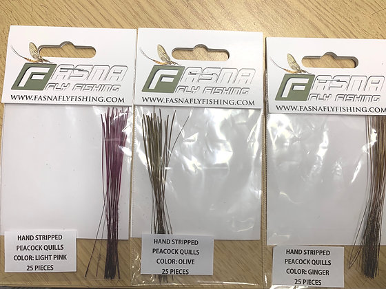 Fasna quills