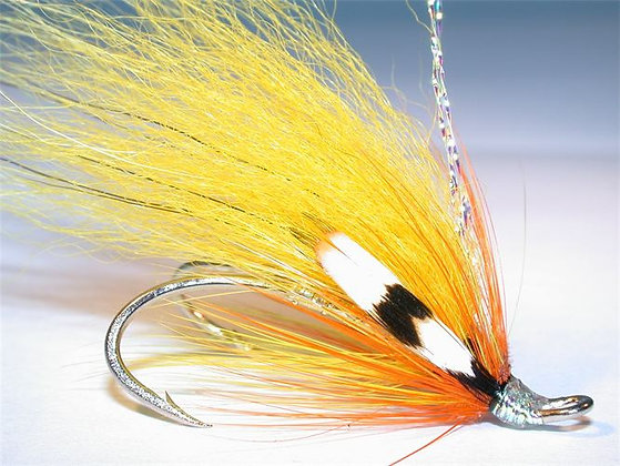 YELLOW FLAME THROWER SIZE 7
