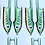 Thumbnail: Fire tiger silversides