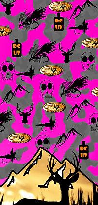 Pink Deer Creek Bandanna limited edition