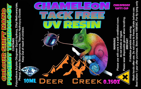 Chameleon UV Resin
