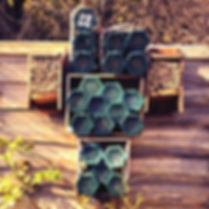 A_selection_of_bee_hotels_for_solitary_s