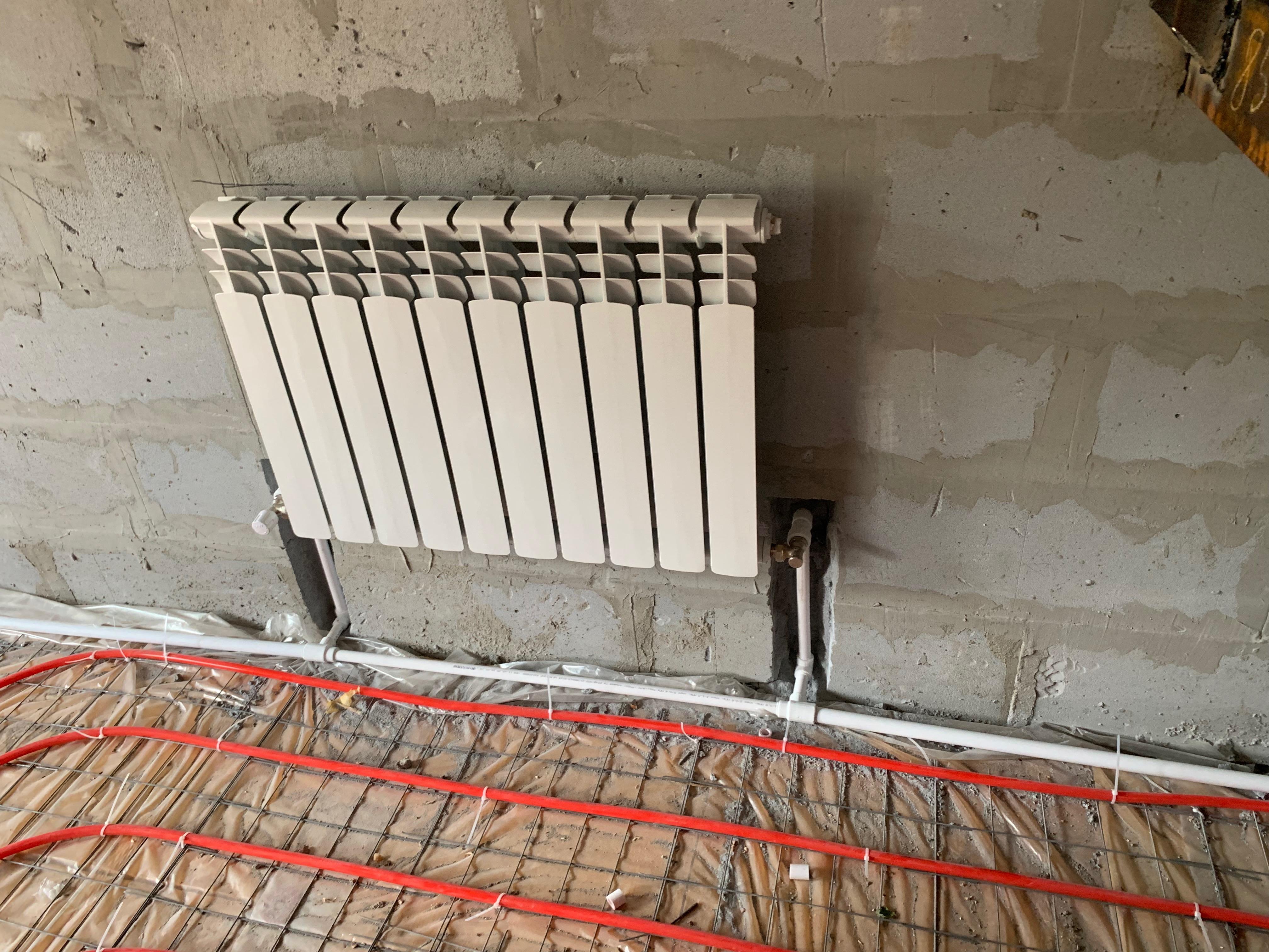 Замена радиаторов в ЕКБ