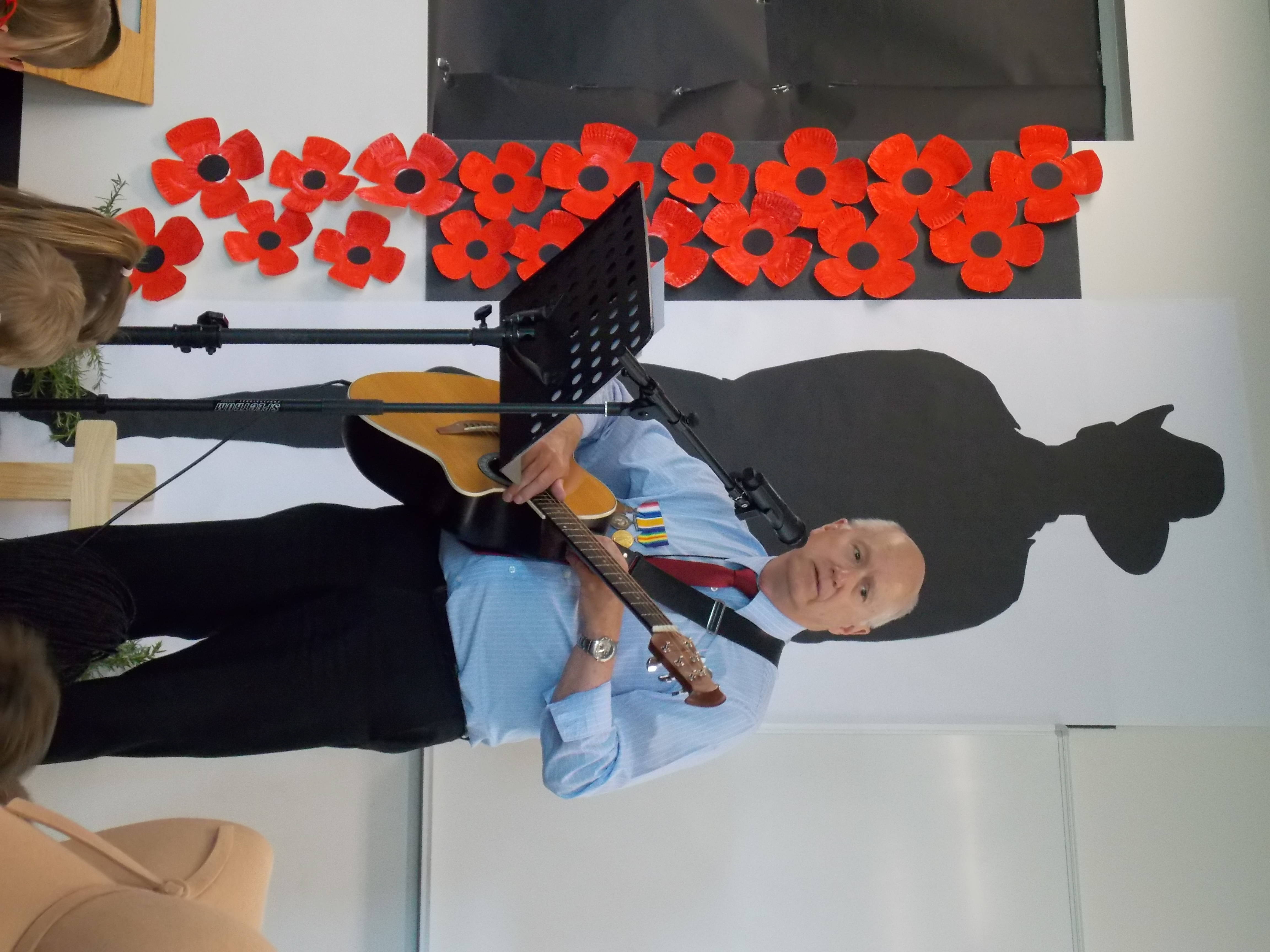Mr Mac @ Rememberance Day
