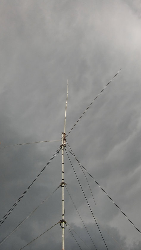 EA6AMM website antenna TAGRA GP 27 5/8