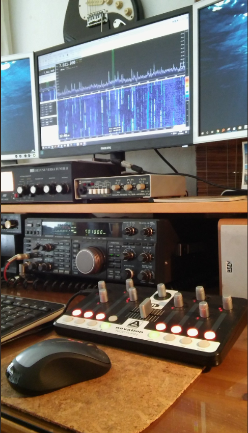 EA6AMM Website SDR: SDRConsole and MIDI Controller.PNG