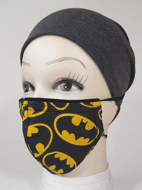 Batman Kids Face Mask