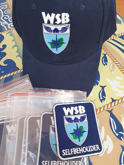 Branded Caps and Badges