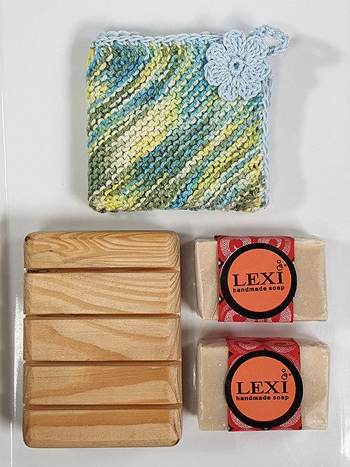 Moisturising Milk Handmade Soap Soap Gift set