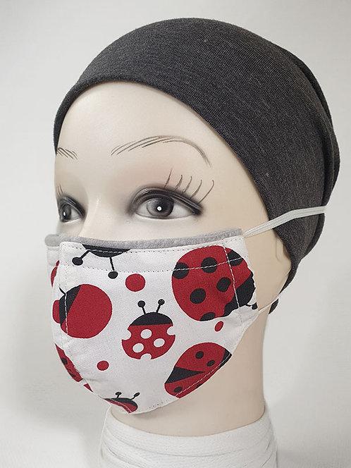Ladybugs Kids Face Mask