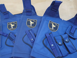 Branded Work Wear and Badges